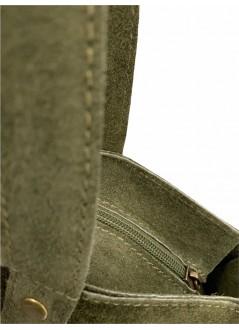 Diadema de terciopelo trenzada