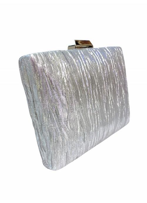 Diadema nudo de tul y purpurina