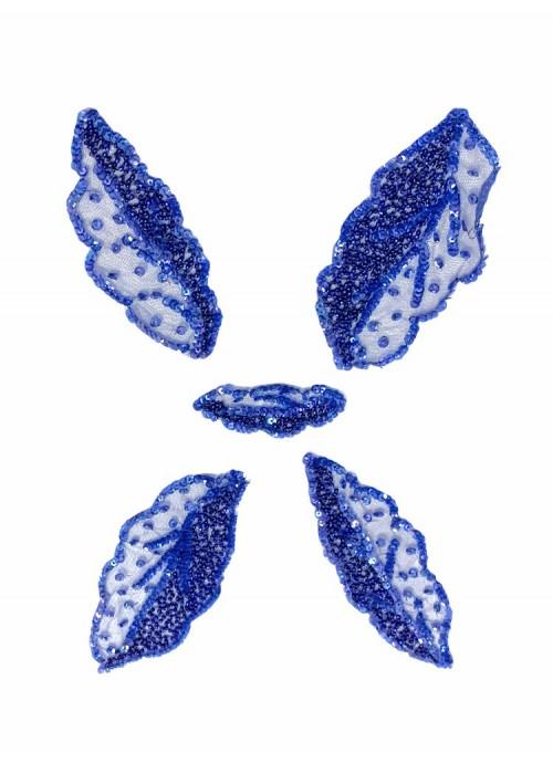 Base de paja sintetica con peina 24 cm