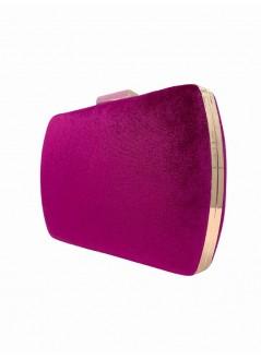 Bolso de fiesta  purpurina