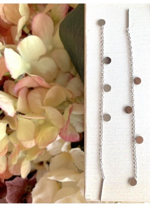 PAMELA pequeña flores y plumas buganvilla